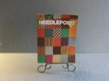 NEEDLEPOINT 123 HOME GUIDES  DIXIE DEAN TRAINER Illustrated Hand Craft Hardcover
