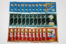 Panini SET je 10 TÜTEN PACKETS SOBRES WM WC 2006 2010 + World Cup Story