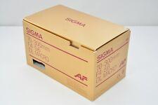 *Exc in Box* SIGMA AF 70-300mm 1:4-5.6 ZOOM Lens DL MACRO for Canon EF JPN #1294