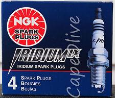 4 PCS – NGK 2477 Iridium IX Spark Plugs (ZFR5FIX-11)