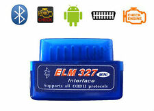 2017 Advance ELM 327  Bluetooth 2.1v OBD 2 CAN-BUS  fault code