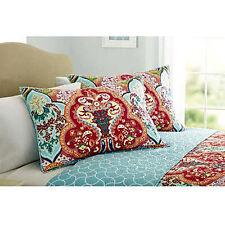 Better Homes and Gardens Genuine Damask Bedding Quilt set Full/Queen