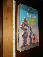 LIBRO:I ROBOT E L'IMPERO  - ISAAC ASIMOV - OSCAR MONDADORI - 1986
