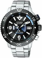 CITIZEN BY2000 RADIO CONTROLLED PROMASTER SEA BLACK TITANIUM BY2000-55E