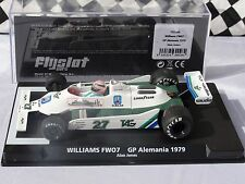 FLYSLOT  WILLIAMS FW01 'GP ALEMANIA 1979' #27  NEW OLD STOCK BOXED