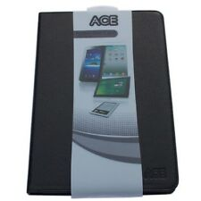 ACE(TM) Leather Folio Stand Case Cover Stand for Toshiba Thrive 10.1 inch Tablet