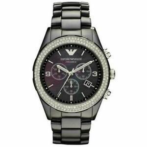 Emporio Armani AR1455 Ceramic Watch