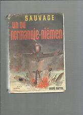 Un du Normandie Niemen Roger Sauvage REF E24