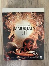 Blu-ray Immortals 3D Steelcase