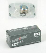 10pk - B393 Rayovac Watch Battery