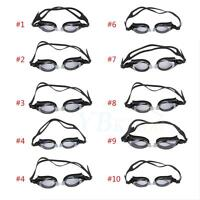 Multi -2.00 to -8.00 Swimming Myopia Nearsighted Goggles Glasses Adults Kids JS