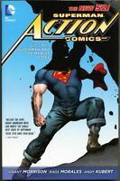 HC Superman Action Comics Volume 1 One 2012 nm/mint 9.8 1st Hardcover New 52