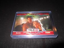True Blood Insert Trading Card Alcide and Debbie #R12