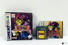 ★ Nintendo GameBoy Color Spiel - Yu Gi Oh Das Dunkle Duell - Komplett in OVP ★