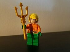 Lego Aquaman NEW Batman II 76000 76027 71237 DC Comic Minifigure Figure minifig