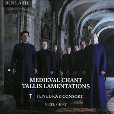 Medieval Chant: Tallis Lamentations, New Music