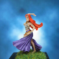 Painted Reaper Miniature Dancing Girl