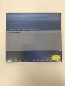 Jóhann Jóhannsson - Englaborn & Variations Remastered - 2018  2 CD New & Sealed