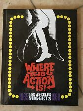 where the action is! Los Angeles Nuggets - BOX 4 CD Raro