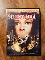 Silent Hill Dvd Scary Halloween Based On Video Game