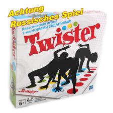 Russisches Hasbro 98831100 Twister Verknotungs Gesellschaftsspiel Aktionsspiel