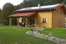 Ferienhaus, Holzhaus in Bayern für Selbstversorger