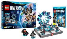 LEGO Dimensions Starter Pack Wii U AUS PAL *NEW* + Warranty!!