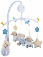 Baby Pefekt Bieco Peti Musikmobile Melodie LaLeLu Teddyform der Figuren NEU