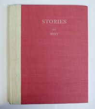 Stories & Rhymes by Moy, Bumpus 1941, Colour Plates by Author, Rare