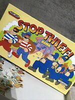 Vintage STOP THIEF ! Board Game - Spear's Games - Age 7+ - 100% Complete