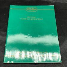 More details for vintage phillips new york - golfing memorabilia 17th dec 1988 catalogue auction