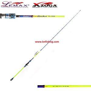 "XZOGA LEMAX ""SLIMMAX"" Slow Pitch Jigging Fishing Rod Premium Edition Japan"