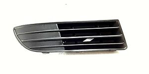 VW Polo 2005-2009 Front Lower Bumper Grill Without Fog Light Right Driver