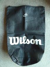 WILSON TRAINER / SHOE / BOOT ZIPPED BAG