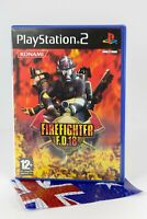 Firefighter FD18 PAL Rare Complete Playstation 2 PS2 Game Collector Quality Mint