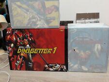 Dino Getter Set 1, 2 & 3 Metamor Force
