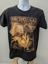 Killswitch Engage Disarm The Descent T-Shirt, Black, Large.  Metal