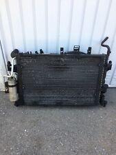 Wasserkühler Kühler Lüfter mit Klima Opel Corsa C 1.2 55kw  GM 8038845