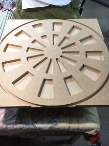 Radius Dish Luthiers