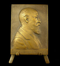 Médaille Docteur Raymond Durand-Fardel L'hydrologie sc Paul Richet 1933 Medal