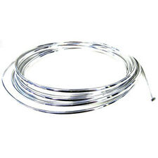 6m Chrome Moulding Trim Car Door Edge Guard Strip Molding Protector U shape