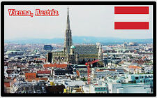 VIENNA, AUSTRIA - SOUVENIR NOVELTY FRIDGE MAGNET - NEW - GIFT