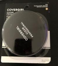 Covergirl Clean Professional Loose Powder - 115 Translucent Medium New Sealed