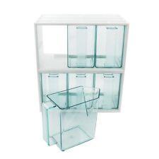 Naber De Luxe 6. schütte Schütten glasklar