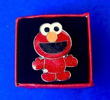 Elmo Lapel Pin Hat Pin Tie Pin Sesame Street (New)