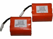 Super Extended 3800mAh Battery 2-Pack for Neato XV-11 14 15 21 25 Signature Pro