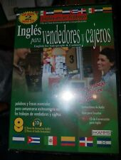 English for Sales People & Cashiers: Ingles para Vendedores y Cajeros [New CD]