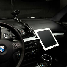 iPad Air Mini Galaxy Tab Pad Note Tablet KFZ LKW Auto Halterung Saugnapf Scheibe