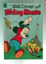 Mickey Mouse #31  Dell Comics 1953