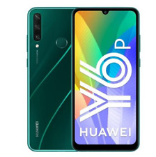 "HUAWEI Y6P EMERALD GREEN 64GB RAM 3GB DISPLAY HD 6.3"" ANDROID- No Servizi Google"